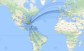 United Route Map Airport Insight Miami International Airport U2013 Blue Swan Daily