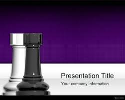 towers powerpoint template