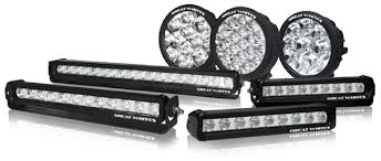 led driving lights for trucks great whites led driving lights creating a stir