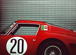 ferrari classic race car ferrari 250 gto number 20 vintage racing pinterest ferrari
