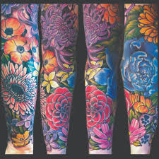 best 25 colorful sleeve tattoos ideas on mandala