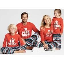 matching family pajamas 14 per set target