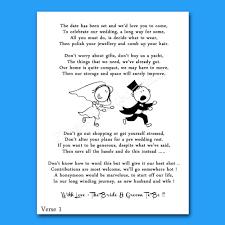 jack and jill invitation wording wedding invitation verses marialonghi com