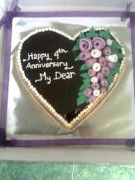 cara membuat cheese cake ulang tahun my 4th anniversary with blueberry cheese cake and pronto ryu s