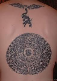 102 delightful back tattoos