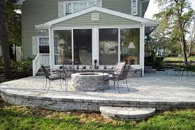 Building A Raised Patio Photo Gallery Otto U0027s Landscaping