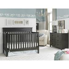 Fixed Side Convertible Crib by Amazon Com Fisher Price Newbury 4 In 1 Fixed Side Convertible