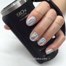 caixuan new product mirror effect nail magic glitter powder