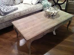 furniture weathered coffee table industrial round coffee table