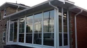 porch enclosures by vinyl professionals windows and doors youtube