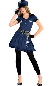 Size Halloween Costume Teen Girls Locked Loaded Costume Party