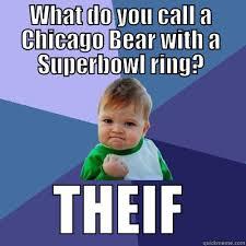 Packers Bears Memes - packers vs bears quickmeme