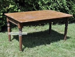 real wood kitchen table solid wood antique primitive farm kitchen