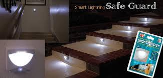 interior motion sensor light motion sensor mighty light instant indoor outdoor night led