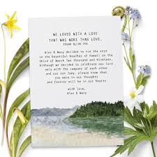 elopement announcements elopement announcement cards best 25 elopement announcement ideas