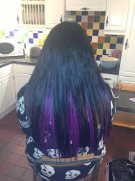 purple hair extensions designerlockz s 100 human remy hair extensions