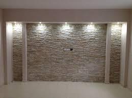 Hifi Wohnzimmer Design Uncategorized Kühles Steinwand Im Wohnzimmer Und Imposing
