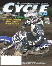 ama motocross membership cycle usa oct 2009 by cycle usa issuu