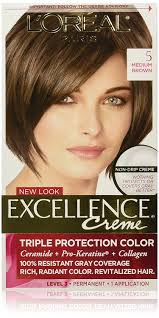 amazon com l u0027oréal paris excellence créme permanent hair color