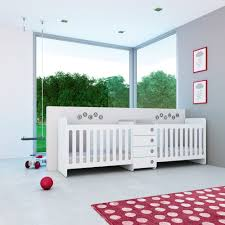 Convertible Crib Twin Bed by