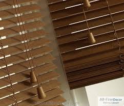 Vertical Blinds Wooden Motorized Wooden Venetian Blinds Youtube