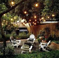 Vintage Patio Lights Vintage String Lights Outdoor Galvanized Shades Bulbs Not Included