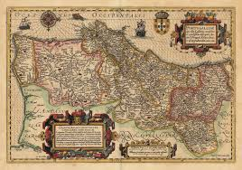 Vintage Maps Vintage Maps Of Western Europe The Vintage Map Shop Inc
