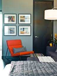 RockingchairmodernSpacesContemporarywithcornerdoorlarge - Chairs for family room