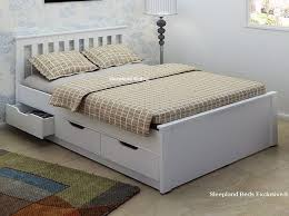 4ft Wooden Bed Frame 4ft Bed Frames Best 25 Bed Frame With Drawers Ideas On Pinterest