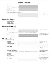 Free Printable Resume Examples by 461 Best Job Resume Samples Images On Pinterest Job Resume