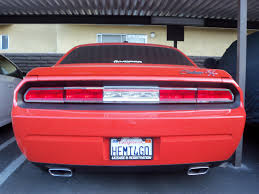 Dodge Challenger Tail Lights - chrome tail light surround trim thoughts page 4 dodge