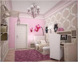 girls bedroom wallpaper ideas excellent bedroom magnificent ideas