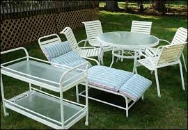 Winston Patio Furniture by Vintage Winston 795 Mid Century Outdoor Patio Furniture 8 Pcs Ebay