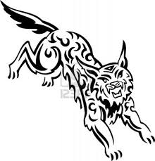 lynx 32 animals u2013 printable coloring pages