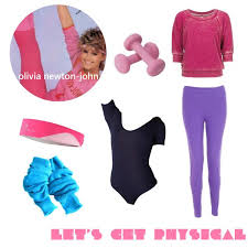80s Workout Halloween Costume 31 80 U0027s Exercise Costume Images 80s Costume