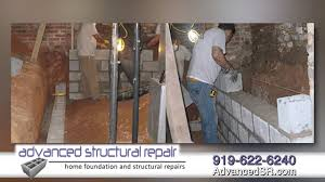 advanced structural repair foundations sinking slabs soil