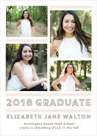 personalized graduation announcements 2018 graduation announcements invitations for high school and