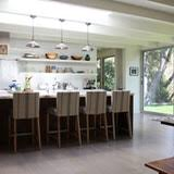 No Upper Kitchen Cabinets 10 Kitchens Without Upper Cabinets Kitchn