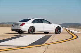 mercedes benz s class amg history amg in years