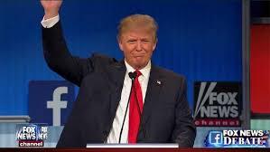 Raising Hand Meme - photo donald trump will not pledge allegiance to gop heavy com