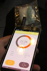 Smart Countertop by Prepping 101 30 Geiger Counter For Android Iphone Works On