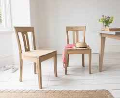 Kitchen Chairs by George Chair In Raw Oak Farmhouse Kitchen Chair Loaf