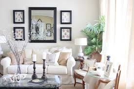 Ideas Decorating Empty Living Room Corners