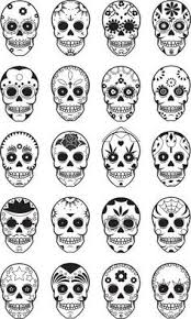 caveiras portfolio sugar skulls sugaring and