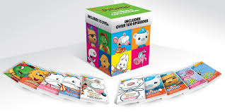 treehouse 10 dvds the ultimate collection walmart canada
