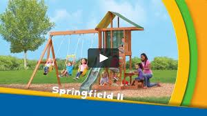 springfield ii play set on vimeo