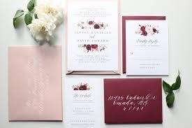 calligraphy wedding invitations wedding invitations miranda writes calligraphy wedding