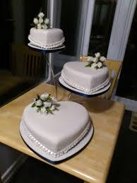 Heart Wedding Cake 19 Best 3 Tier Heart Wedding Cakes Images On Pinterest Heart