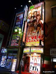 japan red light district tokyo exploring tokyo s red light district at night yqtravelling