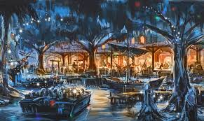 photos shanghai disneyland releases new concept art for